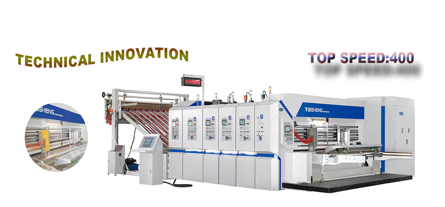 Guangzhou Taisheng Carton Machinery Co., LTD.,