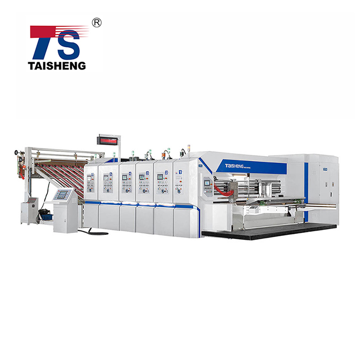 Corrugated Carton Machine TSV Type