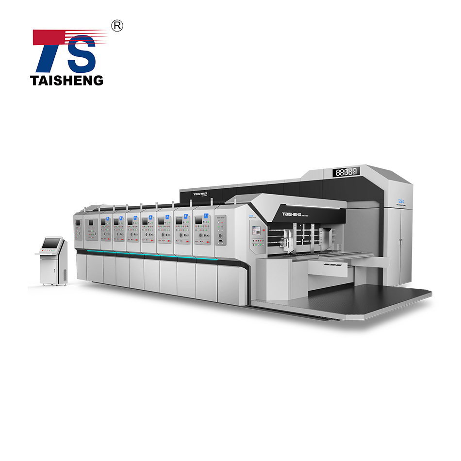 Corrugated Carton Machine TSG Type