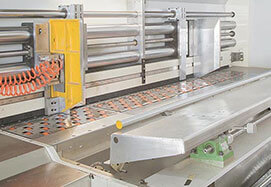 TSV4 Automatic Carton Making Machine